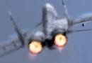 Mig-29s at Radom
